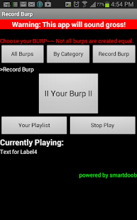 Burp Burp Multi - FREE burp - screenshot thumbnail
