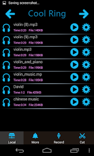 Weapon Sound Ringtones - screenshot thumbnail