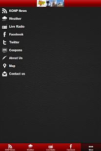 Newsradio KONP- screenshot thumbnail