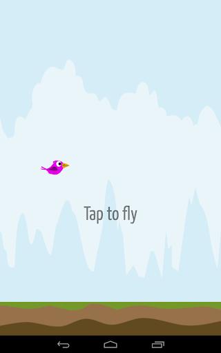 Cute Floppy Bird