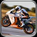 Highway Speed Bike Racing icon