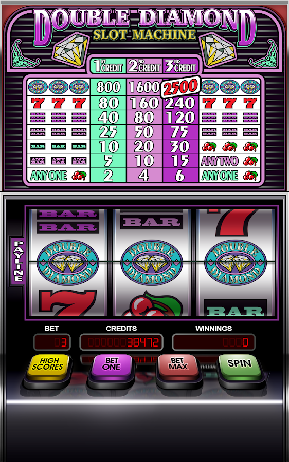 diamond deluxe slot machine online