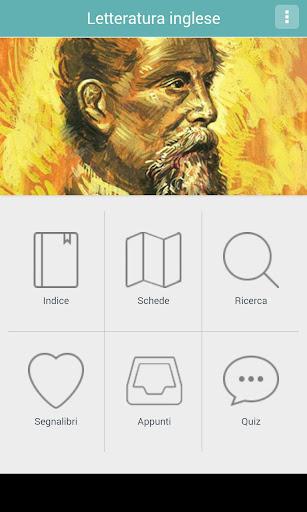 免費下載教育APP|Letteratura inglese app開箱文|APP開箱王