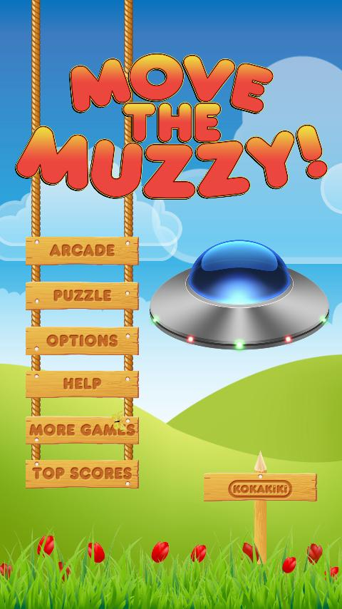 Move The Muzzy! - screenshot