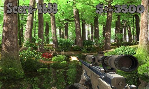 獵人在叢林中:狙擊手鹿