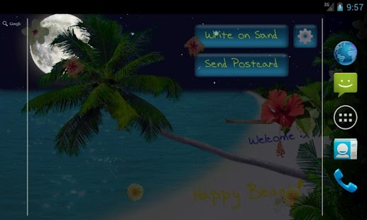 Beach Live Wallpaper- screenshot thumbnail