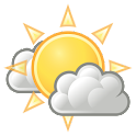 Weather notification logo
