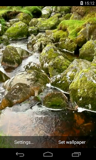 River Video Live Wallpaper