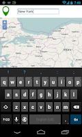 Screenshot of Maps Free GPS