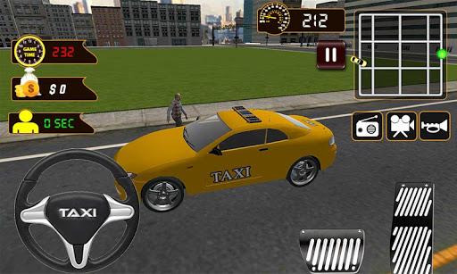 城市出租车司机3D
