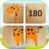 180 Kids Puzzle blocks game