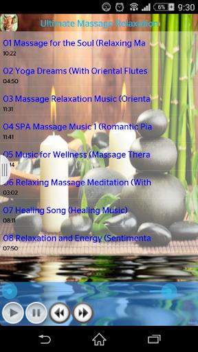 Ultimate Massage Relaxation