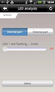 Mitsubishi Electric Service– уменьшенный скриншот