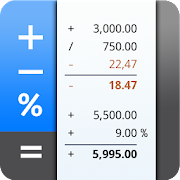 CalcTape Taschenrechner  - XTAlqIc8JCGAMMSrJUVtYTCTaC05Wx1KJmZND04YPsc3oDoXbxlmhQf2wB1 RxGVD39R s180 - Top 15 Best Calculator Apps For Android Of 2018 (#Editors choice)