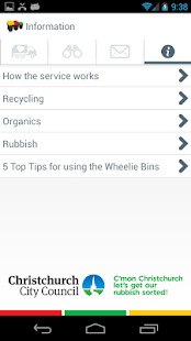 Christchurch Wheelie Bins- screenshot thumbnail