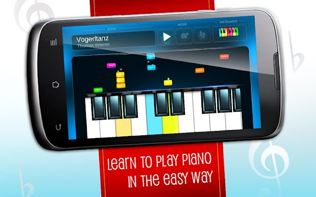 How To Play Piano - screenshot