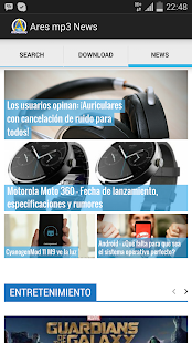 ares mp3 online