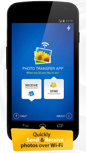 Photo Transfer App 2.9.2 screenshots 1