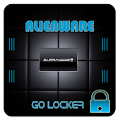 AlienWare Go Locker theme