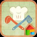 Tasty Recipe dodol theme icon