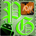 ADW Theme PoisonGreen logo