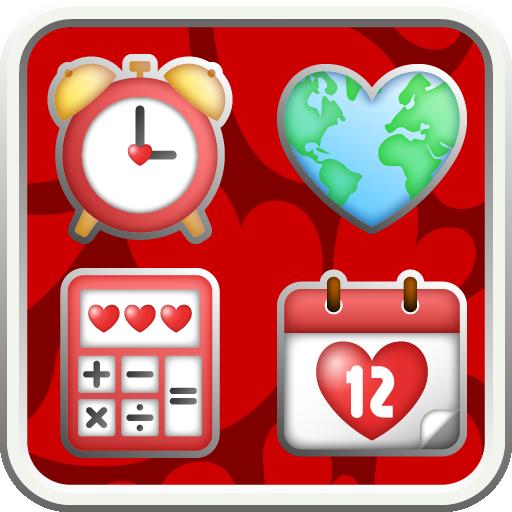 Feeling Heart Icon 個人化 App LOGO-硬是要APP