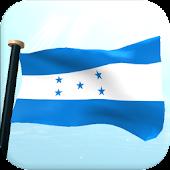 Honduras Flag 3D Free