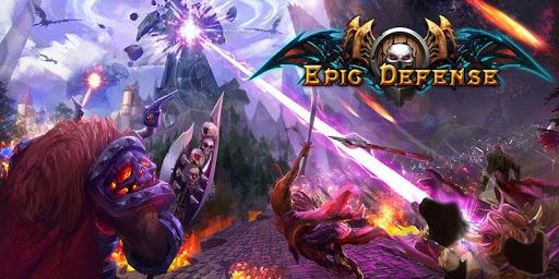 Epic Defense - Origins  screenshots 9