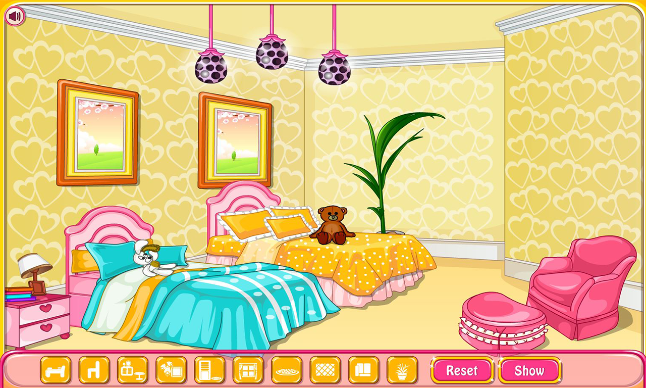 Girly Room Decoration Game App Android Su Google Play