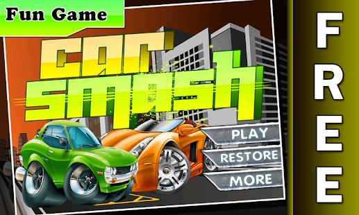Car Crash : Dash