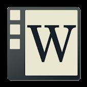 Wikipedia Tile Search