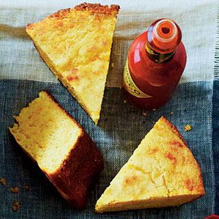 Cheesy Cornbread.