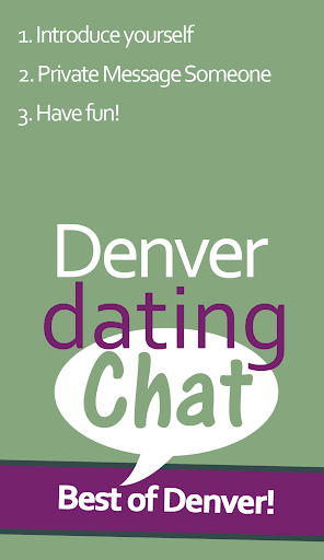 Denver Dating Chat - AD FREE