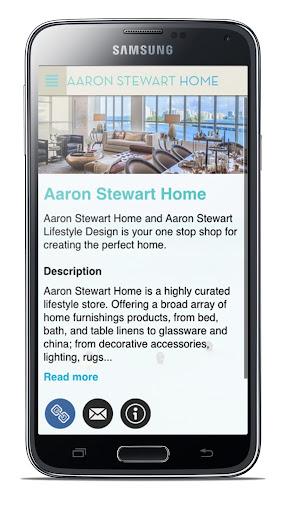 Aaron Stewart Home