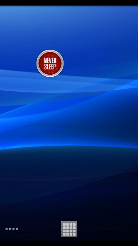 NeverSleep - screenshot