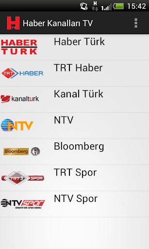 Canlı Haber Kanalları TV