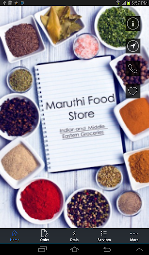 Maruthi Food Store