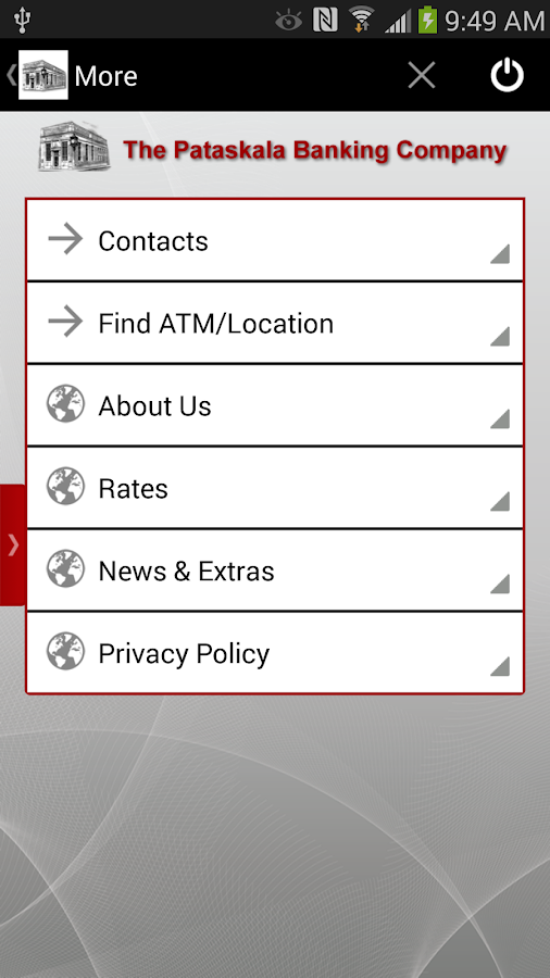 Pataskala Bank Mobile Banking - screenshot