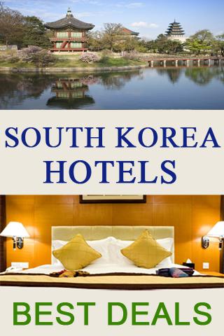 Hotels Best Deals South Korea