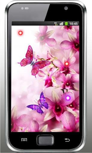 Spring Pink live wallpaper