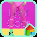 Light Color dodol theme icon