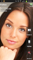 Screenshot of A mobil társkereső-tarskereses