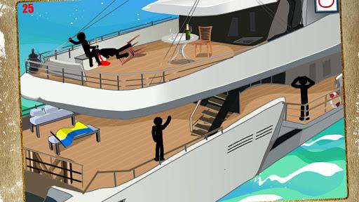Stickman Death Yacht