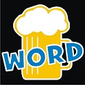 Beer Word (Drinking Game) logo