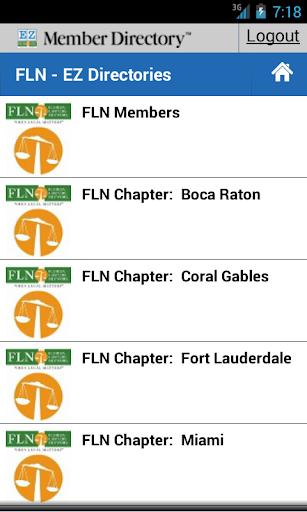 FLN - EZ Member Directory
