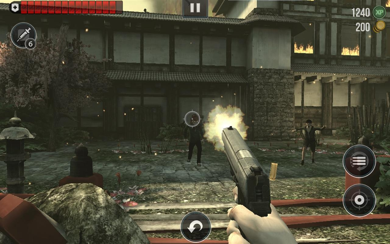 Screenshots of World War Z for iPhone