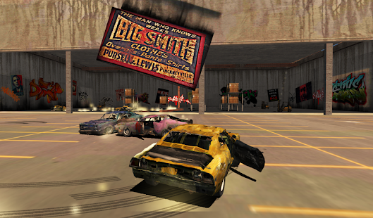 Total Destruction Derby Racing - screenshot thumbnail