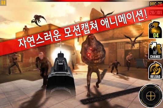 Awake Zombie: HELL GATE apk screenshot