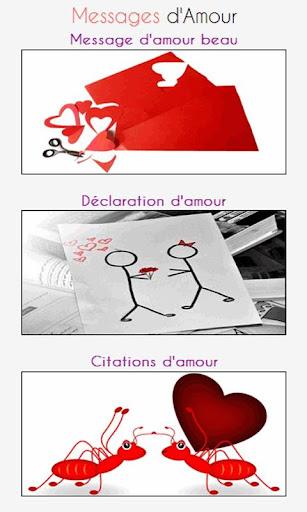 Messages d Amour