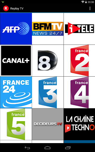 France TV Replay
